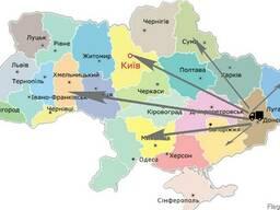 Грузоперевозки ГАЗелью. По Донецку, области, в Украину - фото 3