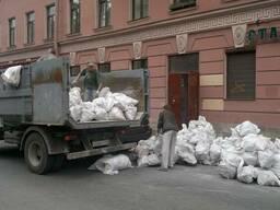 Вывоз строй мусора Одесса
