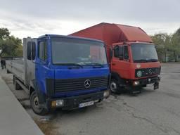 Грузоперевозки Hruzoperevozky вантажні перевезення Delivery