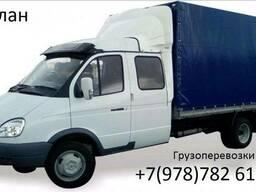 Грузоперевозки по Крыму и России Различное авто