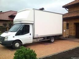 Грузоперевозки. Вантажнi перевезення. Перевозка мебели.