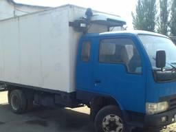 Рефрижератор термичка автохолодильн грузоперевозки по Украин