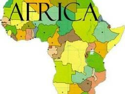 Грузоподъеммное оборудование для Африки