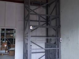 Грузоподъёмный лифт для склада виралифт