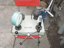 Грузопоршневые манометры или пресса MTU 60