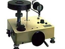 Пресс манометрический МП-60М кл. т. 0, 02 манометр грузопоршне