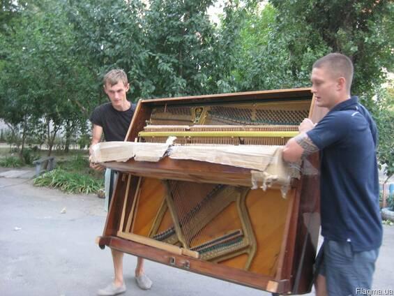 Грузотакси. Холодильники, пианино, сейфы.