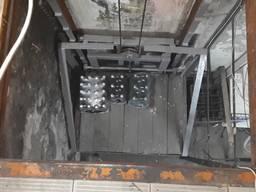Подвальный складской лифт виралифт 400кг