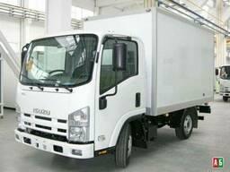 Грузовик ISUZU NLR -85L фургоны