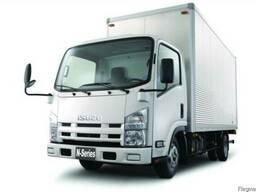 Грузовик ISUZU NMR -85L фургоны
