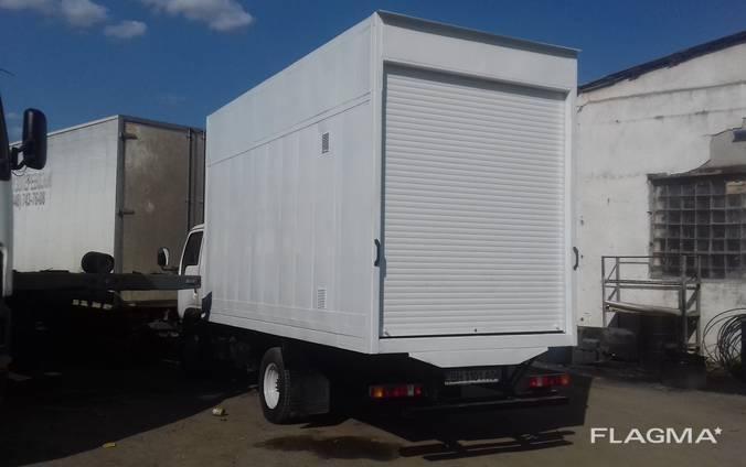 Грузовое СТО автосервис ремонт китайских грузовиков Одесса