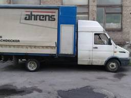 Грузовое такси, грузоперевозки, перевозка мебели в Запорожье