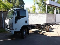 Новый грузовик шасси Isuzu NPS 75L-K
