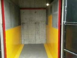 Грузовой электрический подъёмник - лифт г/п 2300 кг. .. .