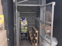 Грузовой лифт на склад Виралифт 1500 кг