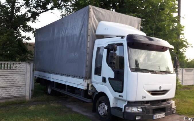 Грузовые перевозки (Вантажні перевезення)