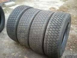 Грузовые шины б у из Европы