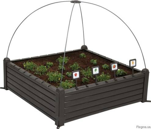 Грядка для растений Garden Bed Allibert, Keter