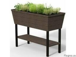 Грядка для растений Urban Bloomer and XL Allibert, Keter