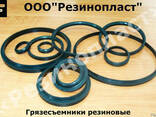 Грязесъемники резиновые (для штоков) от производителя - фото 4