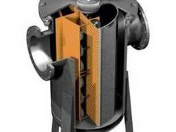 Грязевик - шламоотводитель магнитный ГШМ для теплосетей