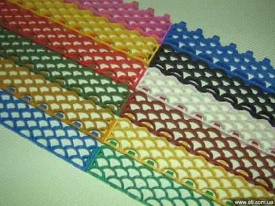 Грязезащитные резиновые коврики