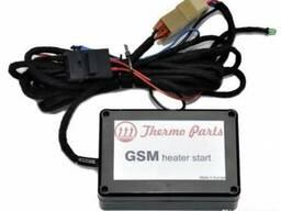 GSM Heater Start GSM модлуль для запуска автономных отопите