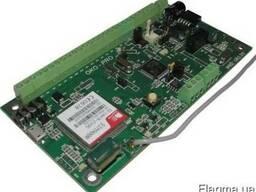 GSM-PRO контроль температуры и управление автоматикой