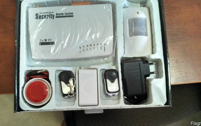 GSM сигнализация для дома дачи офиса магазина BSE-950