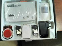 GSM сигнализация для дома дачи офиса магазина BSE-950 - фото 1