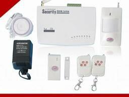 GSM сигнализация G10А