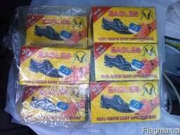Губки гліцеринові пропитка Eagles для обуви, мебели, салона