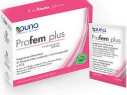 Guna Биологически активный Комплекс Pro FEM ПроФем (комплекс при климаксе) 20 саше по. ..