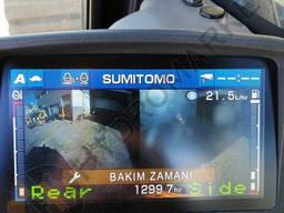 Гусеничный гидравлический экскаватор Sumimoto SH 300-6