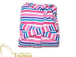Халат дитячий махровий для дівчинки 0392