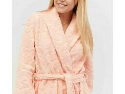 Халат махровий жіночий Annette Peach розмір XL SKL58-252326