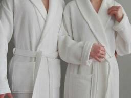 Велюровый халат оптом для гостиниц