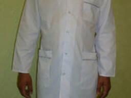 Мужской медицинский халат есть в наличии
