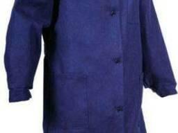 Халат рабочий женский, пошив спецодежды, рабочая одежда