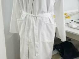 Халат сатиновый, кимоно (отшив под размеры)