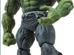 Халк Hulk Марвел Marvel Select, игрушка, фигурка, супергерой