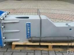 Hammer HM1000 - гидромолот для эксккаваторов массой 10-18т