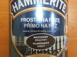 Hammerite антикоррозионная краска-эмаль для металла