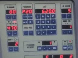 Handtmann VF вакуумний роторний шприц, клавиатура ремонт