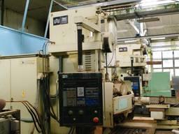 Heckert FKR SRS 250 вертикально фрезерный станок