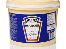 Heinz майонез 70% ведро 5л.