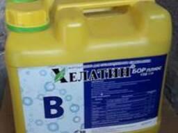 Хелатин® Бор плюс - комплексне мікродобриво.