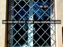 Херсон-Решетки на окна, балконы, тамбура, двери