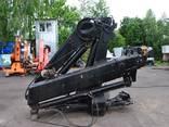 HIAB 220 виліт 8.3м, на вильоі 1970 кг - фото 1