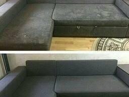 Химчистка мягкой мебели, чистка диванов, химчистка матрасов